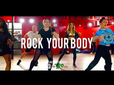 "Justin Timberlake - ""Rock Your Body"" - JR Taylor Choreography"