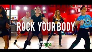 "Justin Timberlake - ""Rock Your Body"" - JR Taylor Choreography"