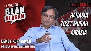 Blak-blakan Dirut AirAsia: Rahasia Tiket Murah AirAsia