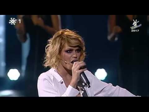 Aurea - Blind Woman   Gala de Fim de Ano   The Voice Portugal