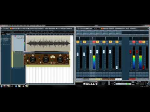 Mixing for Loudness - Experiments with Saturation and Compression