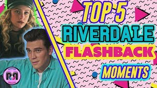 TOP 5 Riverdale Flashback Episode Moments!
