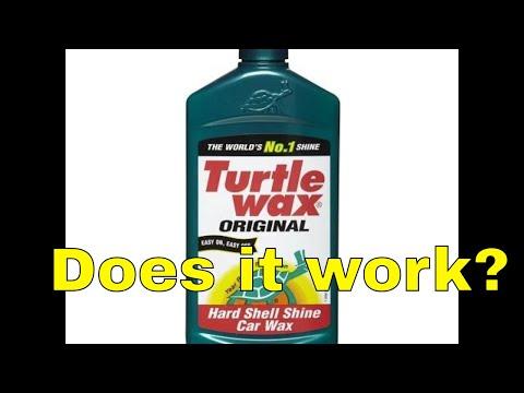 How to clean foggy headlights? Turtle Wax Original | Car-Addiction