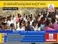 Congress, JDS Workers Clash Over Illegal Mining In KR Pet, Mandya