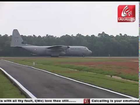 Panagarh Airbase to be IAF's second largest base for Super Hercules C-130J