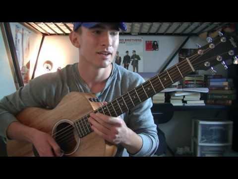 Harry Styles - Carolina - Guitar Tutorial