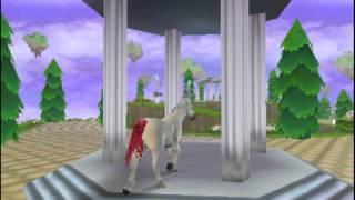 Bella Sara The Magical Horse Adventures Gameplay {Nintendo 3DS} {60 FPS} {1080p} Top Screen