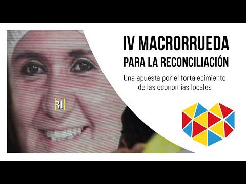 MACRORRUEDA para la Reconciliación - #AntioquiaConecta