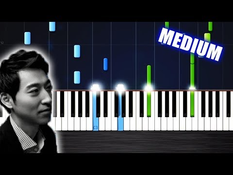 Yiruma - Kiss The Rain - Piano Cover/Tutorial by PlutaX - Synthesia