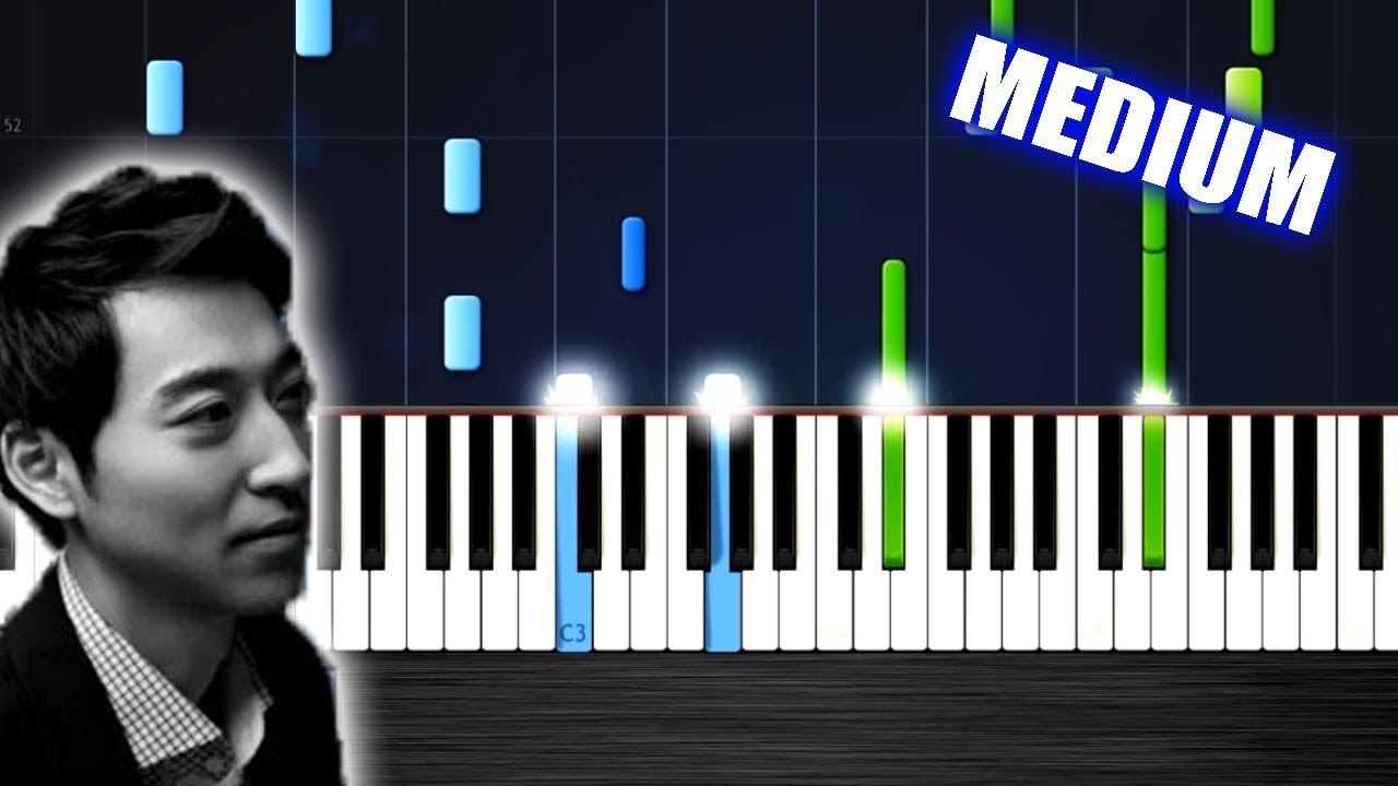 yiruma kiss the rain piano pdf