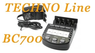 Як заряджати акумулятори AA і AAA зарядним пристроєм Technoline BC700 (La Crosse BC700)