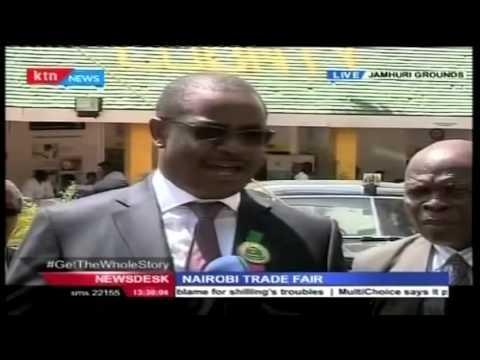 Business Today 30th September 2015 Nairobi Trade Fair