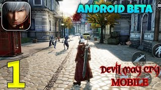 Download Lagu Devil May Cry Mobile Android Beta Gameplay - Part 1 MP3