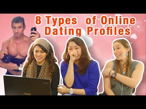 Women React to 8 Types of Online Dating Profiles of Men
