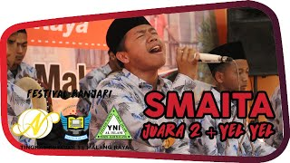 Download JUARA 2 + YEL YEL TERBAIK ( SMAITA FESBAN SMK PRODUKTIF AL ISLAM MALANG 2019 )
