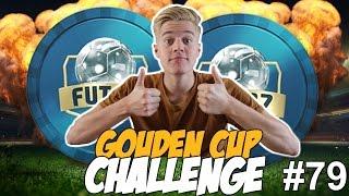 GOUDEN CUP CHALLENGE #79 - IK BEN EEN FUT DRAFT BEAST!