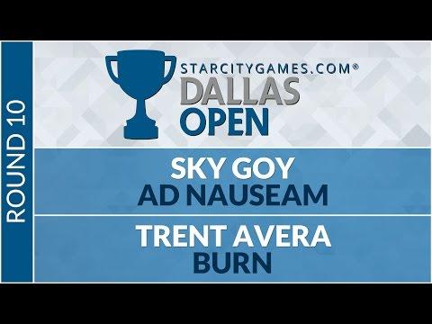 SCGDFW - Round 10 - Sky Goy vs Trent Avera (Modern)