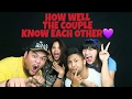 HOW WELL THE COUPLE KNOW EACH OTHER with BANG MPIN, INDIRA KALISTHA dan AA UTAP