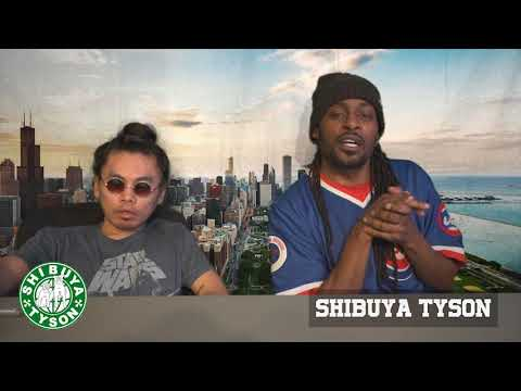 Dj Kenn Aon & Swagg 9mill Shibuya Tyson TV pt1