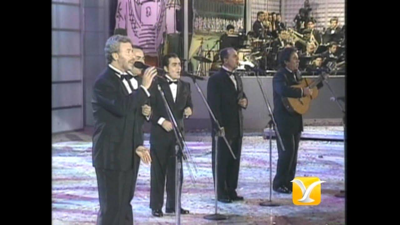 Los Cuatro Cuartos, Que Bonita Va, Festival de Viña 2000 ...