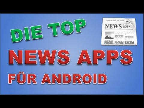 Die Besten News Apps Für Android German Hd Youtube