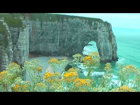 Normandy-the best tourist places.Full HD