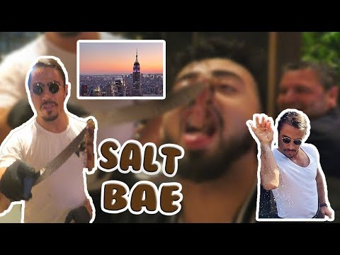 MY NYC SALT BAE EXPERIENCE!!