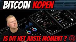 Is dit het Moment om Bitcoin te Kopen? | Crypto Portfolio | Doopie Cash