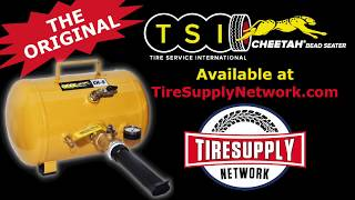 Tire Supply Network | Automotive Tire Cheetah Bead Seater CH-5