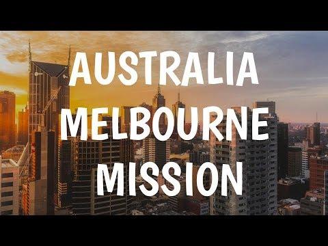 Australia Melbourne Mission