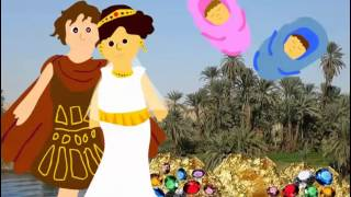 the Story of Cleopatra - an animated movie
