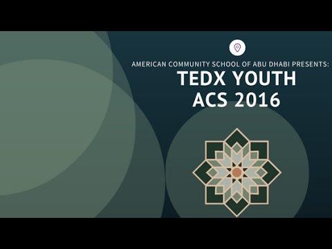 TEDx Youth ACS