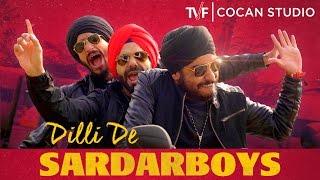 dilli de sardarboys starboy punjabi version ft singhsta aparshakti khurana    tvf cocan studio