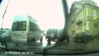 Авария на Дворцовой набережной