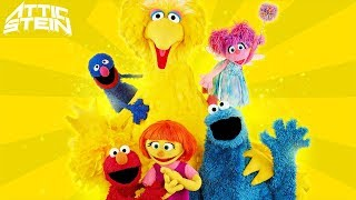 Gambar cover SESAME STREET THEME SONG REMIX [PROD. BY ATTIC STEIN]