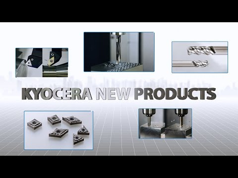 KYOCERA New Products 2016