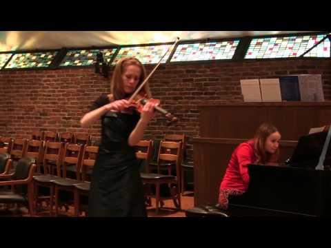 Dmitri Shostakovich. Four Preludes for violin and piano, op. 34 (arr. by Dmitri Tsyganov)