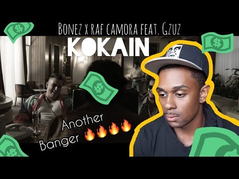 BONEZ MC & RAF CAMORA feat. GZUZ - KOKAIN (prod. by The Cratez & RAF Camora) reaction