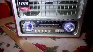 Обзор радиоприёмника РП-312 Сигнал БЗРП купить ретро радиоприемник