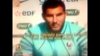 Entrevista a andre pierre gignac , habla bien de TIGRES y del futbol mexicano !