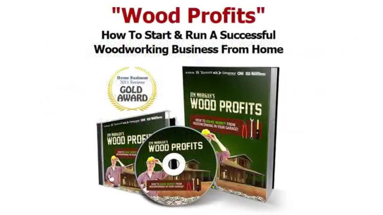 WoodProfits: How To Start A Woodworking Business From Home ...