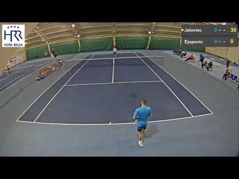 Marek Jaloviec vs  Elmar Ejupovic 17 11 2017 ITF Futures Říčany  muži