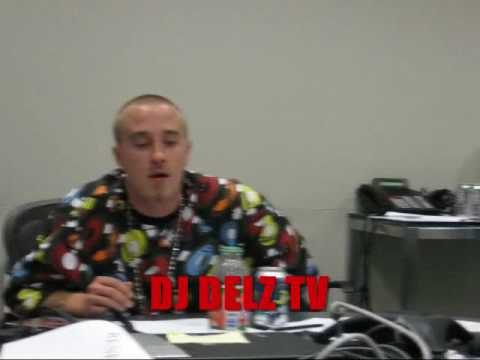 DJ DELZ TV WITH LIL WYTE : INTERVIEW