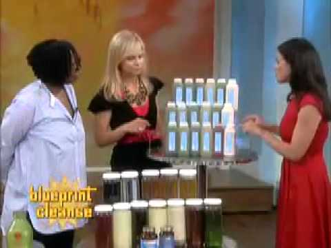 Blueprintcleanse featured on the view youtube blueprintcleanse featured on the view malvernweather Images