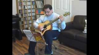 Petros Andreou - Grade 1 Plectrum Guitar - Impossible Mission by Lee Sollory
