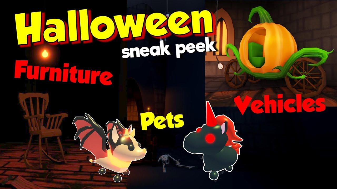 Adopt Me Halloween Update Sneak Peek Adopt Me Tea - new legendary halloween pets in adopt me new adopt me halloween update 2019 roblox