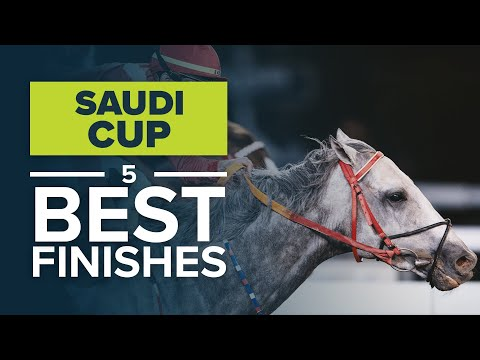 SAUDI CUP BEST RACES FINISHES: MAXIMUM SECURITY V. MIDNIGHT BISOU, NEW YORK CENTRAL V. MATERA SKY