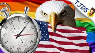Video Gay Marriage Begs One Question: Why? (American Minute) download MP3, 3GP, MP4, WEBM, AVI, FLV Juni 2018