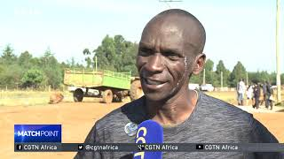 Interview with  Kenya's Olympic marathon champion Eliud Kipchoge