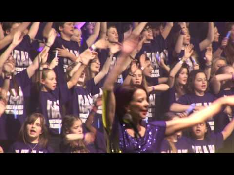 We Are Young  -  The 5,000 voices of Voice in a Million
